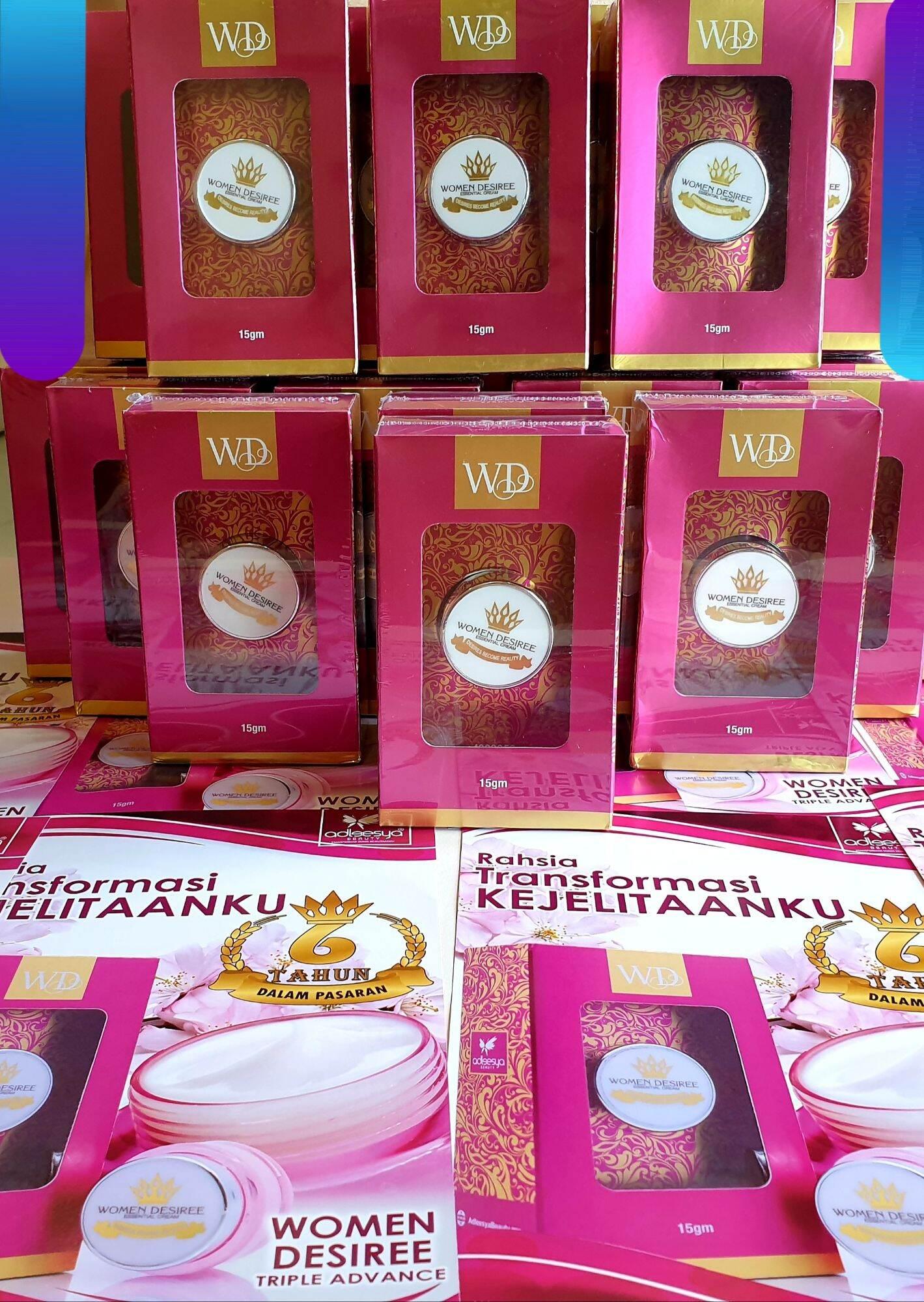 Buy Women Desiree Essential Cream Triple Advance Singapore