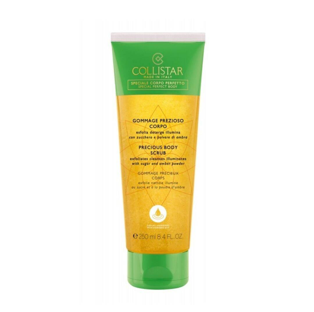 Buy Collistar Precious Body Scrub 250ml Singapore