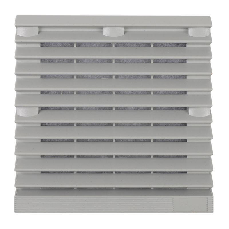 Weichi ZL-803 Axial Flow Fan Ventilation Dust Shutter Control Cabinet Box Cooling Fan Filter System Mesh Cover